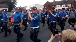 12th of July 2018 BALLYMENA bands