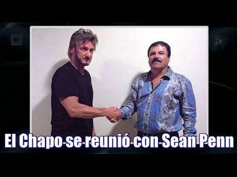 El Chapo se reunió con Kate del Castillo y Sean Penn para concederles una entrevista