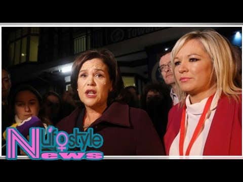 Mary lou mcdonald favourite to take over sinn féin as contenders rule themselves out
