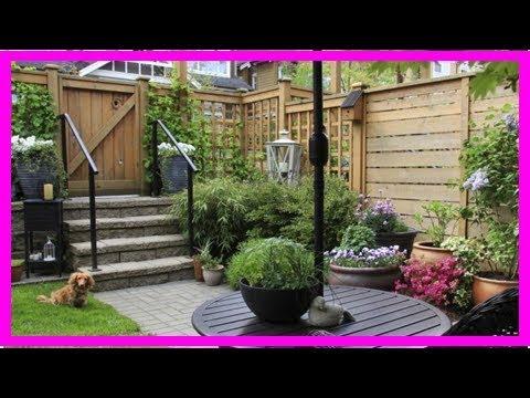 7 ideas encantadoras para decorar un patio peque o youtube - Ideas para decorar un patio pequeno ...