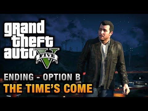 GTA V Option B (Kill Micheal)