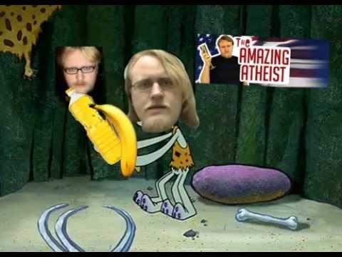 Amazing atheist banana