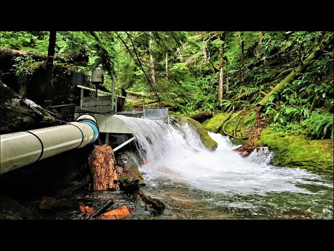 How a Hydroelectric Power Plant is Built | Sherin Zada