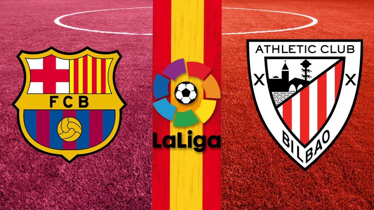 Barcelona vs Athletic Bilbao, La Liga 2019/20 - MATCH ...
