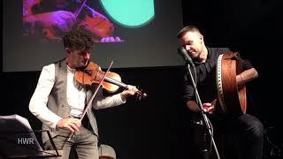 Adam Summerhayes and Cormac Byrne (1), Craiceann Bodhrán Festival 2019