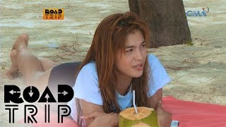Road Trip: Bukingan time while sipping fresh buko juice