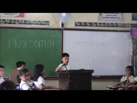 Debate: Plastic, Environmental-Friendly