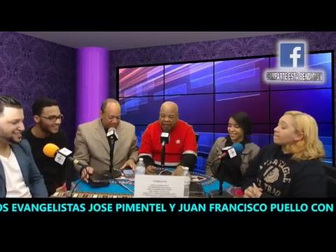 Monte Sinai Radio fm Conquistando A Paterson Para CRISTO 3/18/2018