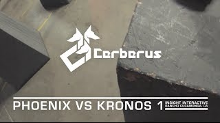 Cerberus TV - Phoenix Vs Kronos at Insight Interactive