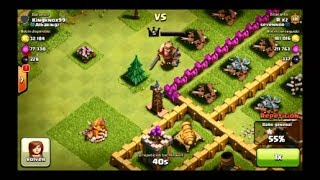 [Clash of Clans] - Finalmente Rey Barbaro nivel 5