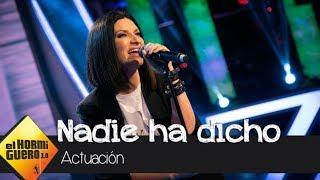 """Baixar Laura Pausini canta """"Nadie ha dicho"""" - El Hormiguero 3.0"""