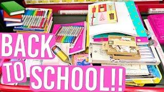 В США НОВЫЙ УЧЕБНЫЙ ГОД ПОКУПКИ  ЦЕНЫ АУТФИТ BACK TO SCHOOL(, 2016-08-18T10:00:03.000Z)