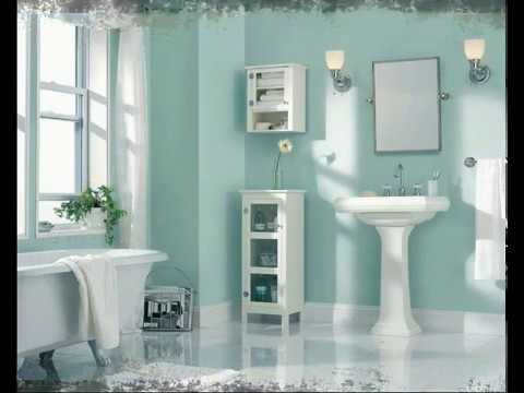 Top 50 Bathroom Colour Ideas 2017