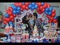 Trailer Chester first birthday 30 september 2017