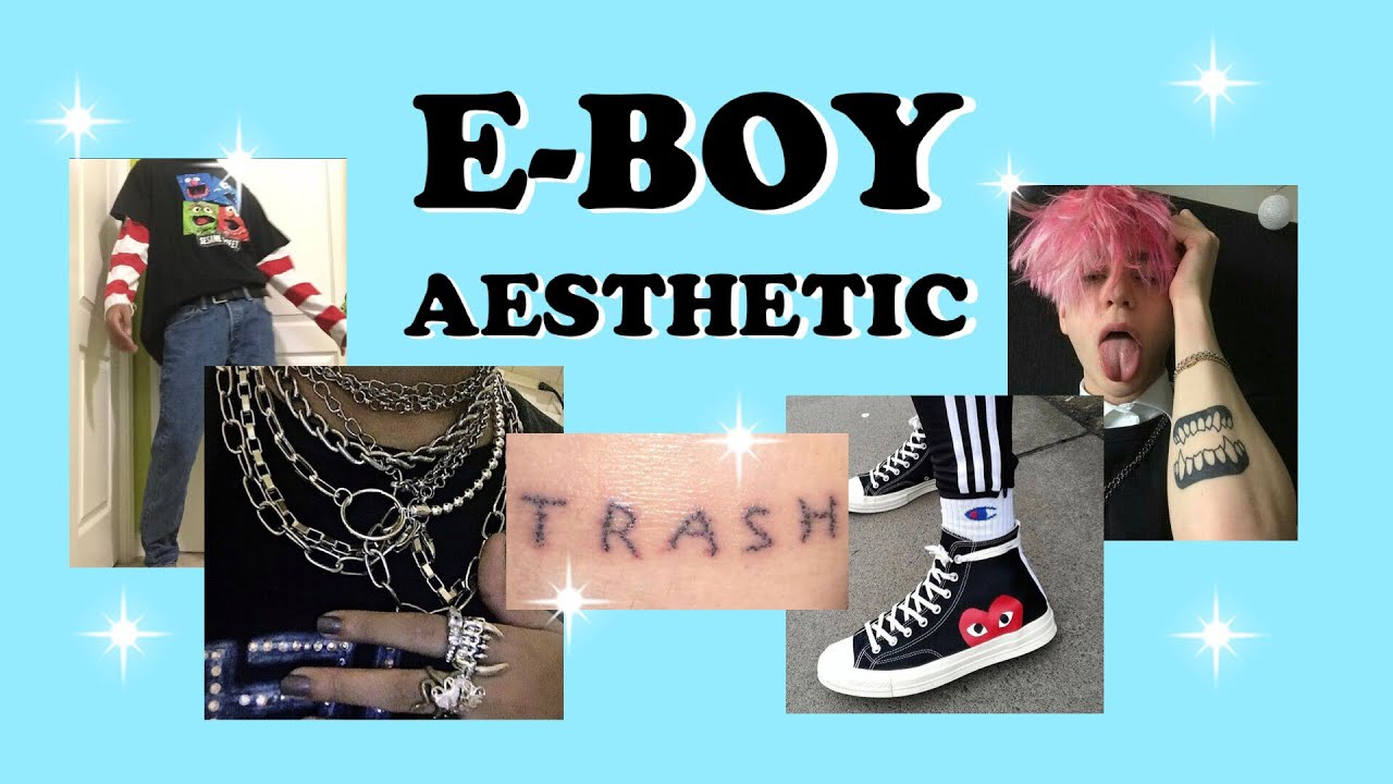 ✰HOW TO BE AN E BOY✰ // Finding your aesthetic 18