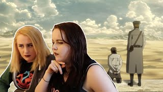 Attack on Titan S3 EP 20 Reaction - A Bloody History