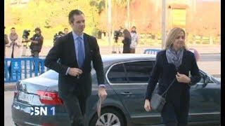 La sentencia del caso Noos condena a Urdangarín y absuelve a la infanta Cristina