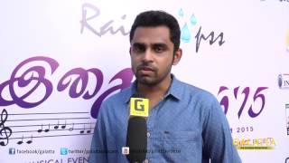 Maari Director Balaji Mohan dazzles at Isai Sangamam