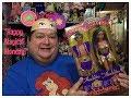 1993 Water Jewel Magic Aladdin and Jasmine Dolls✨- Magical Monday!