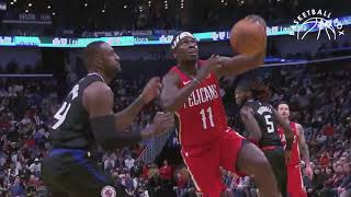 NBA Los Angeles Clippers vs New Orleans Pelicans, Full Game Highlights, November 14, 2019