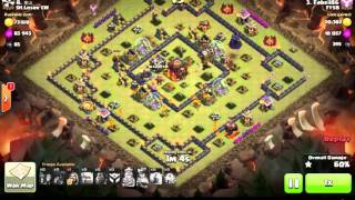 [FYSB] TH10 5 Lightning Split Hero CB LaLoon - Fabsil86 vs SH Loser CW