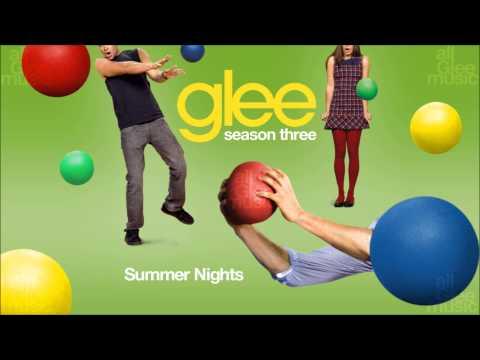 Summer Nights | Glee [HD FULL STUDIO]