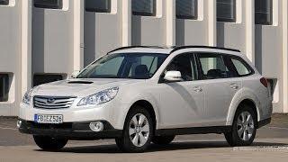 Subaru Outback IV 2009 универсал