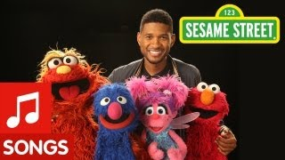 Repeat youtube video Sesame Street: Usher's ABC Song