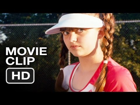 Diary of a Wimpy Kid: Dog Days Movie CLIP - Tennis (2012) - Zachary Gordon Movie HD