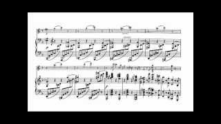 Brahms violin sonata no. 3 in D minor [1/4]