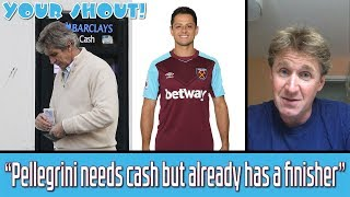 Chicharito Will Love Pellegrini
