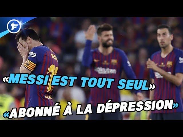 Le nouveau fiasco du Barça fait les gros titres en Espagne   Revue de presse
