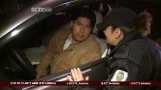 Combating drunk driving in Mexico City