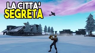 How to GET THE ICEBERG OF POLARE PICCO AND FIND THE CASTELLO OF FORTNITE GLITCH