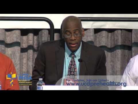 Medical Admissions Panel 2: Sunday, Pavillion (2013)