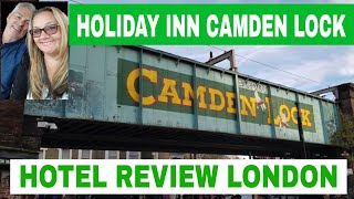 Holiday Inn Hotel Camden Lock London Review