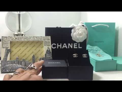 "Chanel, Tiffany & Co. | Small Haul from Little Paris ""Old Montreal"" Quebec"
