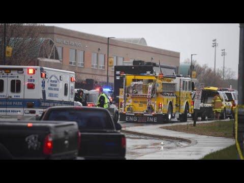 Maryland: Wieder Schüsse in einer High School
