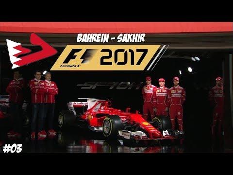 Robin DARAI vs. Leo CROWE // F1 2017 COOPERATIVE CHAMPIONSHIP // #3