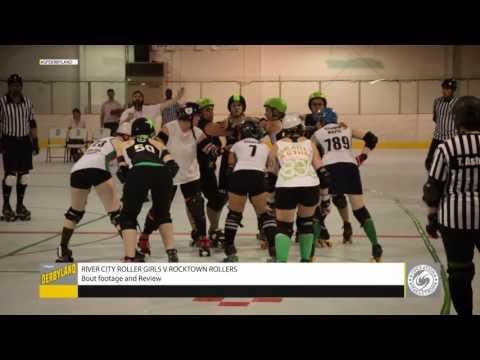 S02E09 - Rocktown Rollers v River City Rollergirls