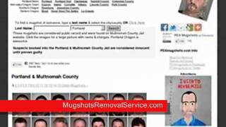 Service to remove Expunged Mugshots and Arrest Records Online