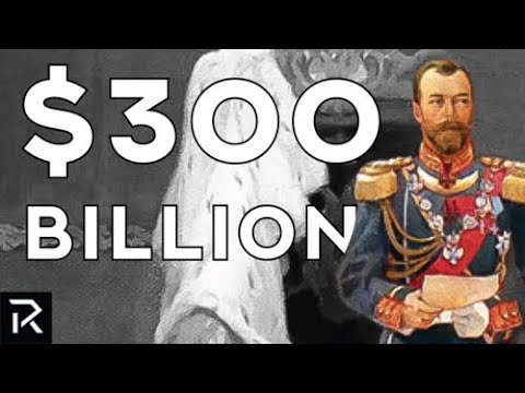 How Russian Emperor Nicholas II Russia Became Worth $300 Billion Dollars