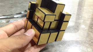 Mirror cube in a cube Pattern Ever made | Must Watch !!! Video