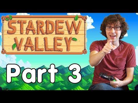Stardew Valley - DANCING APPLE?! - Part 3