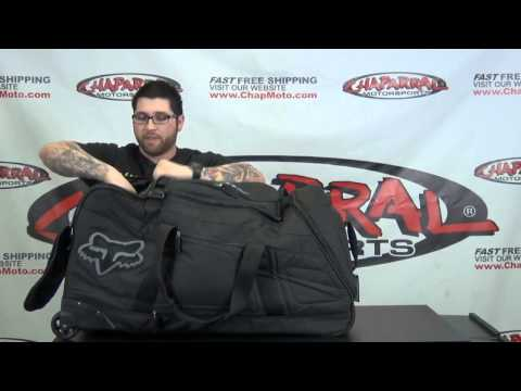 Fox Racing Shuttle Gear Bag Review - ChapMoto.com
