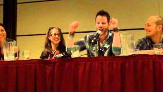 Fan Expo 2010 :Riese (Christine Chatelain & Ryan Robbins)