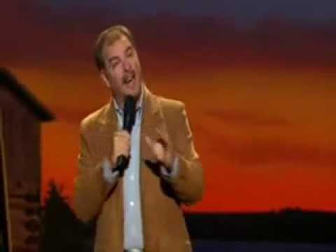 BILL ENGVALL - Standup Comedian Video