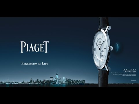 Piaget Perfection In Life - Altiplano