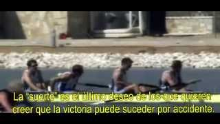 Rise and Shine (subtitulado) - rowing