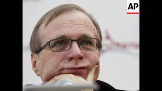 Microsoft co-founder Paul Allen has died at 65